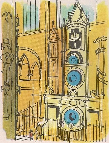 Астрономски часовник