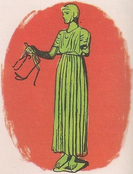 Аурига из Делфа