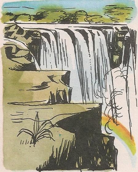 Викторијини водопади