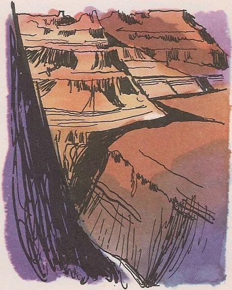 Дубоки кањон Колорада