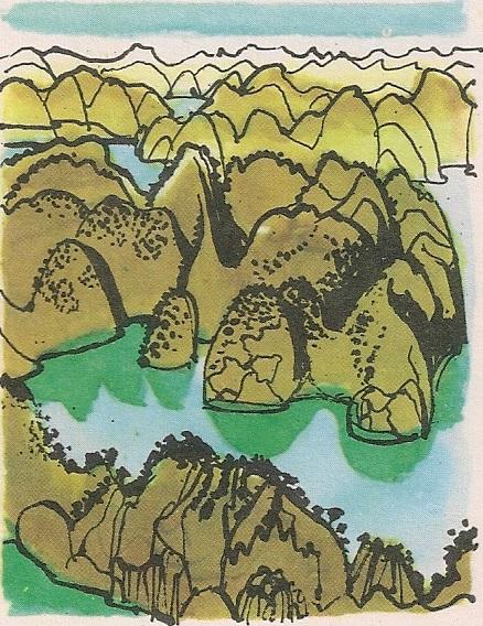 Залив Алонг