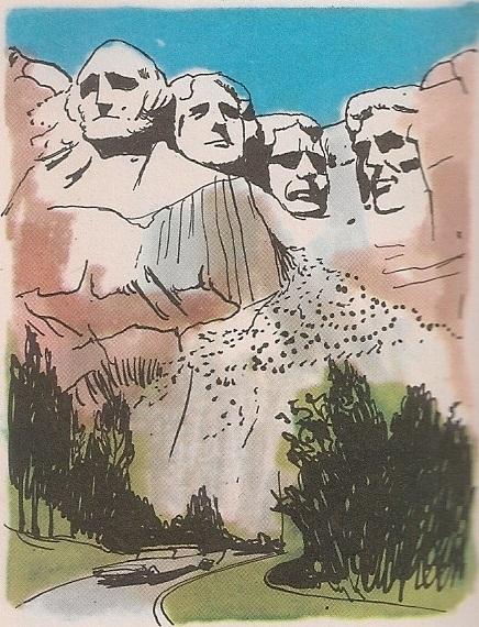 Извајана планина
