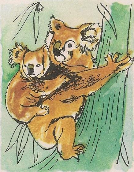 Лењи коала