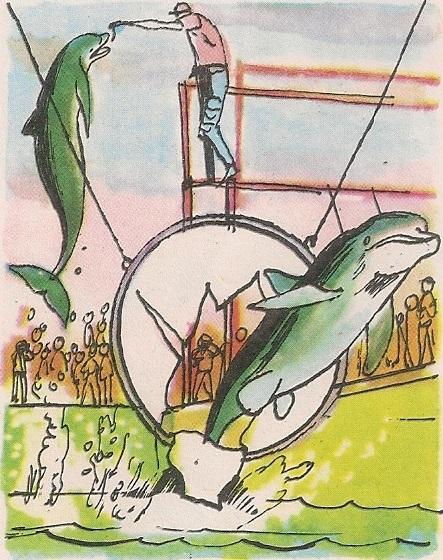 Несташни делфин