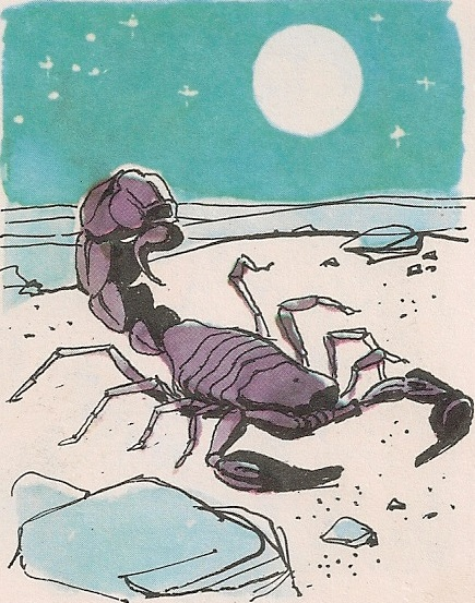 Опасна шкорпија