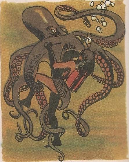 Опасни октопод