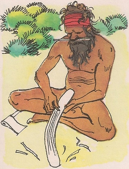 Староседеоци Аустралије