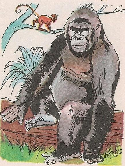 Страшни горила
