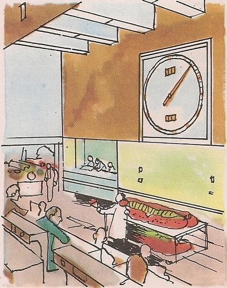 Цветни часовник
