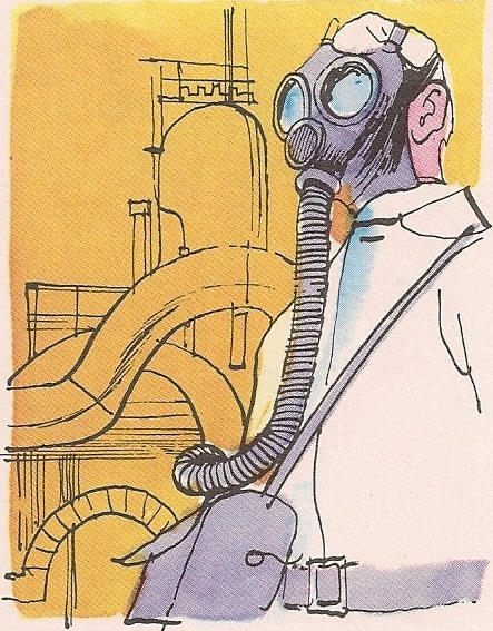 гас-маска