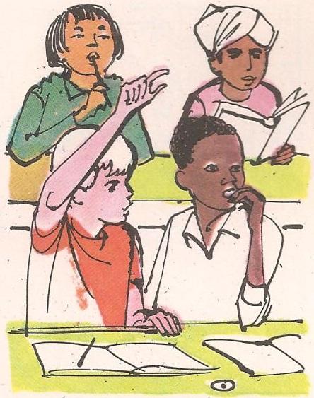 Да ли свуда деца иду у школу?