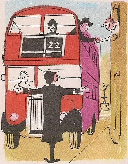 двоспратни аутобус