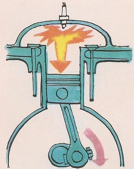 експлозивни мотор