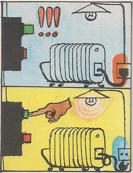 електрични прекидач
