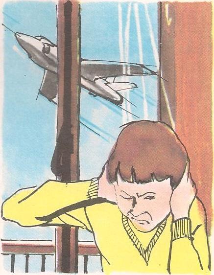 Зашто авионска бука тресе прозоре?