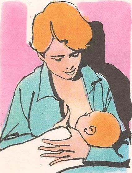 Зашто бебе треба - дојити?