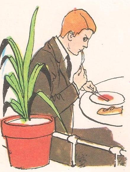 Зашто биљке једу земљу?