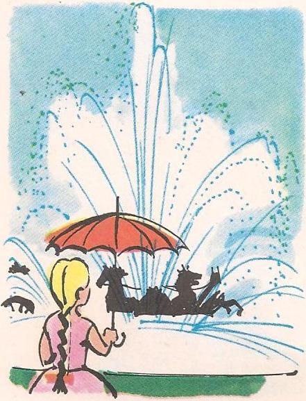 Зашто водоскок ствара водену прашину?