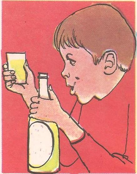 Зашто депа пију грожђани сок, а не вино?