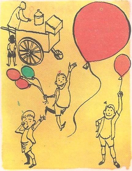 Зашто дечји балони одлете високо?