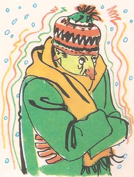 Зашто дрхтимо кад нам је хладно?
