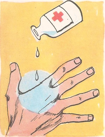 Зашто етер хлади руке?
