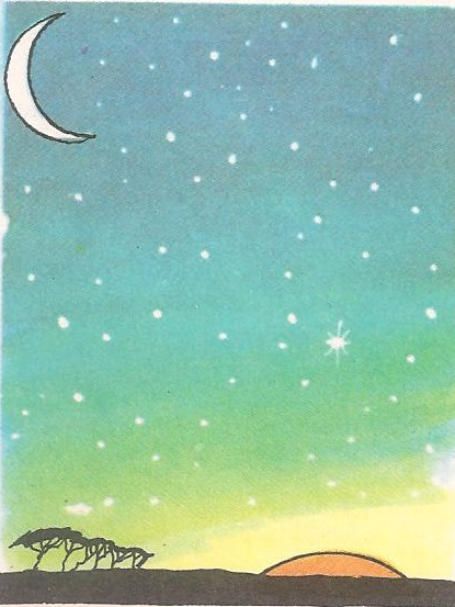 Зашто звезде не сијају дању?