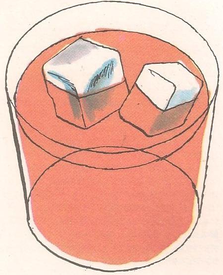 Зашто коцкица леда не потоне?