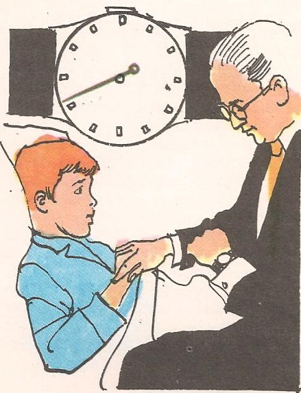 Зашто лекар гледа у сат кад смо болесни?
