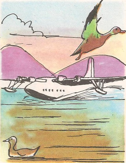 Зашто неки авиони могу да слете на воду?