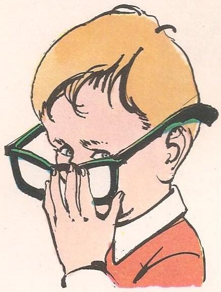Зашто неко носи наочарн?