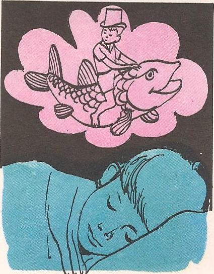Зашто сањамо?