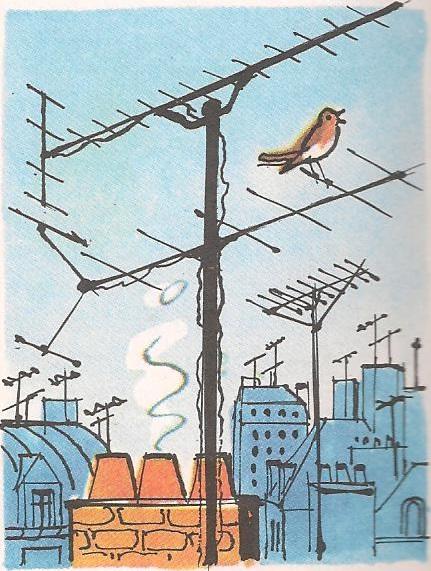 Зашто се антена поставља на кров?