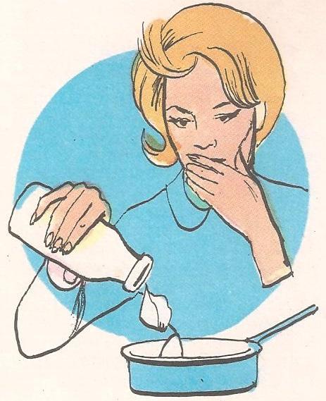 Зашто се млеко прогруша?