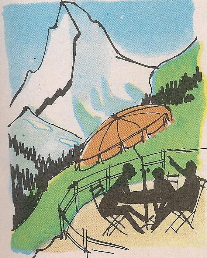 Зашто се на планинама снег лети не отопи?