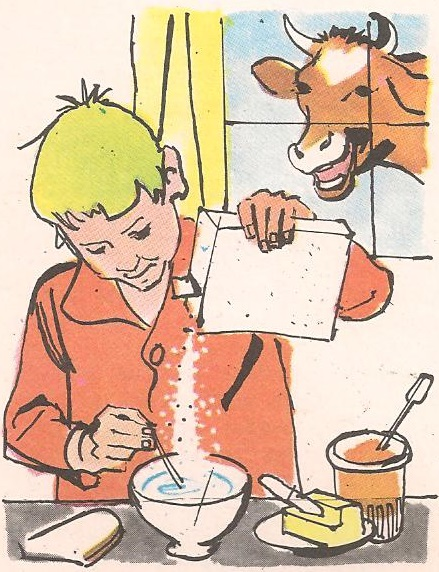 Зашто се прави млеко у праху?