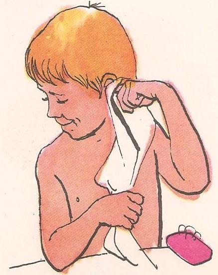 Зашто треба прати уши?