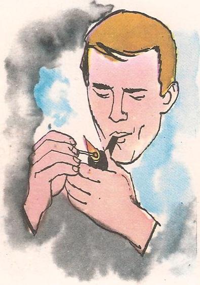 Зашто људи пуше?