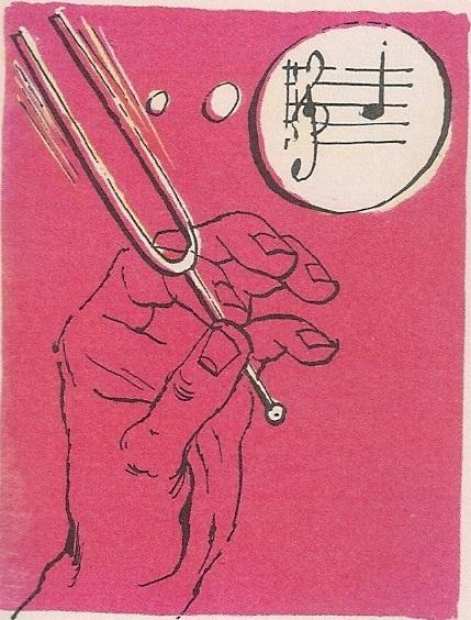 звучна виљушка