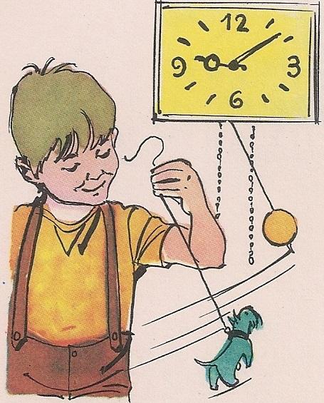 зидни часовник