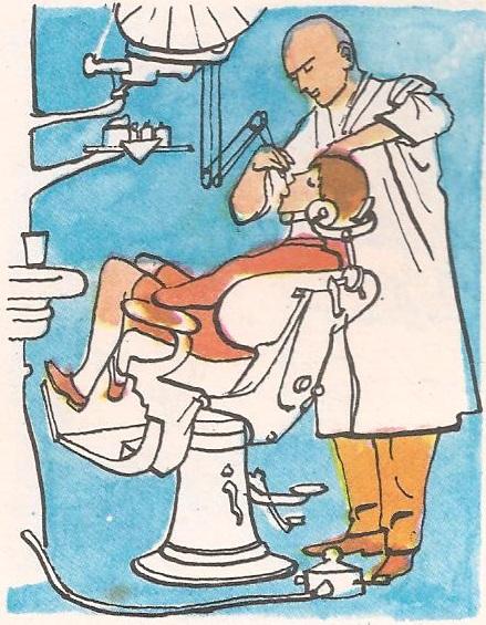 Како зубни лекар лечи зубе?