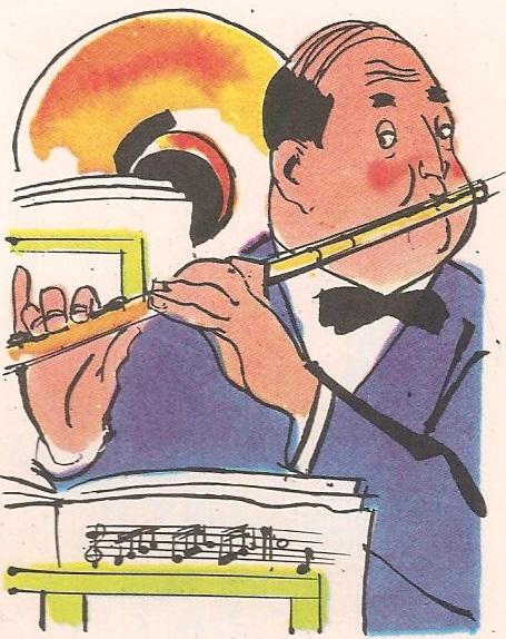 Како свира флаута?