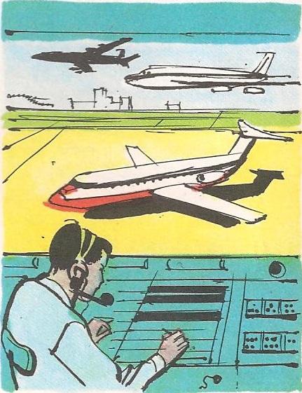 Како се авиони сналазе на небу?