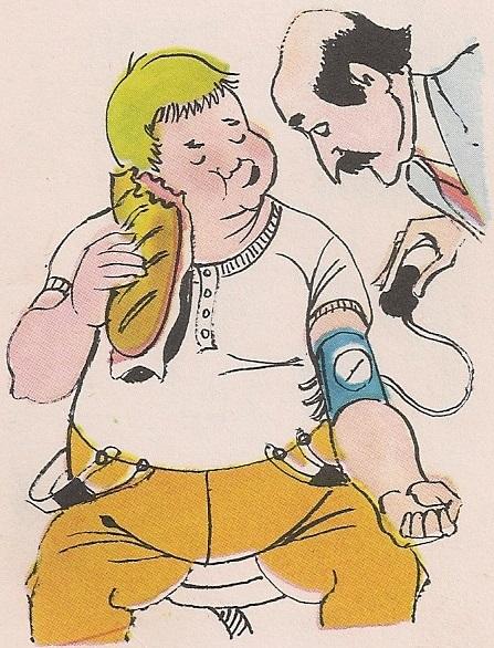 крвни притисак