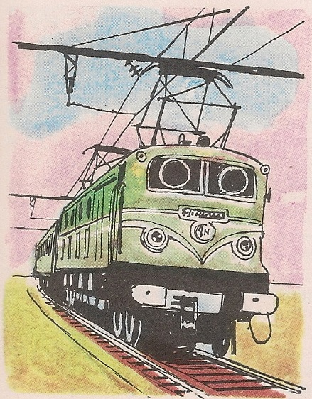 локомотиве