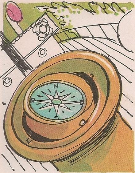 поморски компас