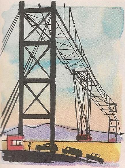 претоварни мост