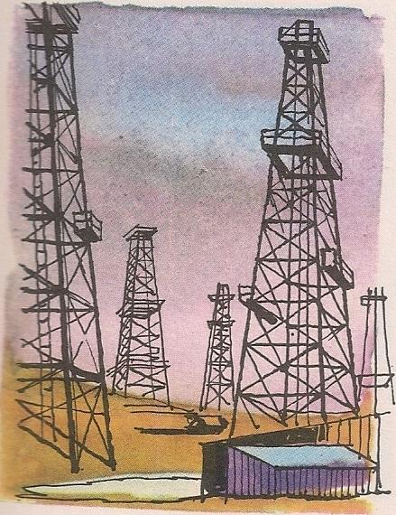 торањ за нафту