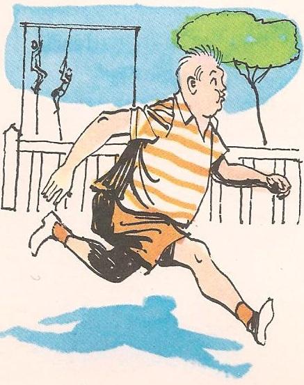Зашто се и старији баве спортом?